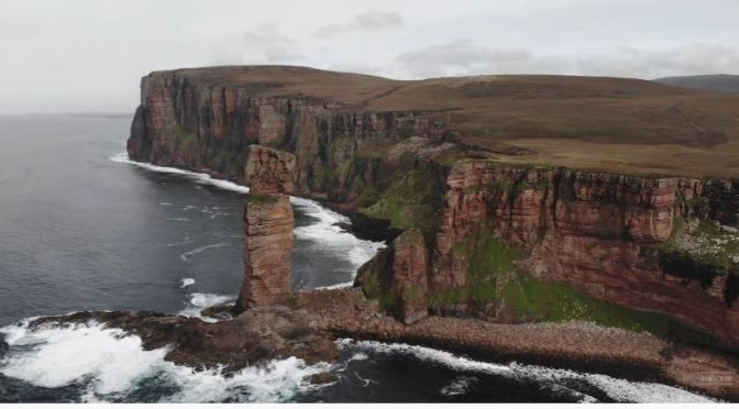 Views: 'Orkney Islands' Off Northeastern Scotland