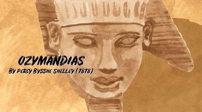 Animated Short Films: 'Ozymandias' – A Poem By Percy Bysshe Shelley
