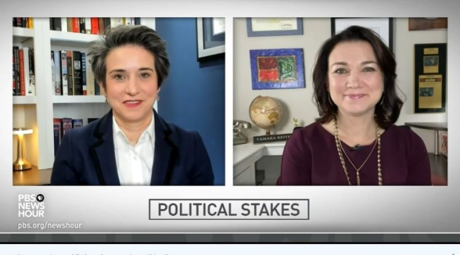 Politics Monday: Tamara Keith And Amy Walter ON Trump's Impeachment