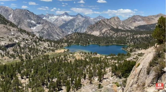 Top Hikes: 'Rae Lakes Loop' – Kings Canyon National Park, California (Video)