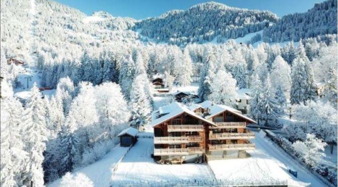 Ski Home Tour: 'Villars-Sur-Ollon', Switzerland