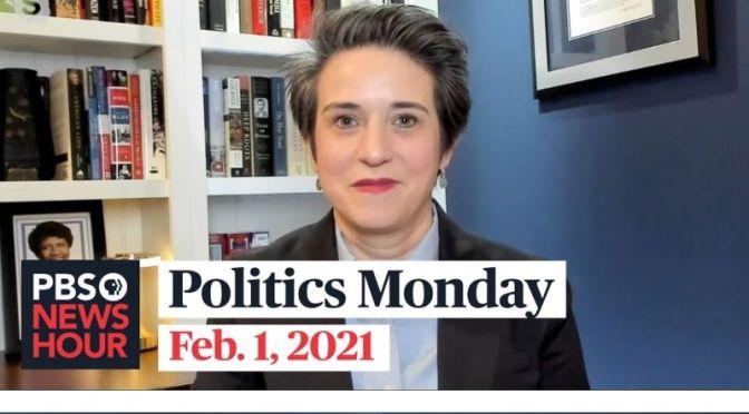 Politics Monday: Tamara Keith And Amy Walter On A Bipartisanship Deal (Video)