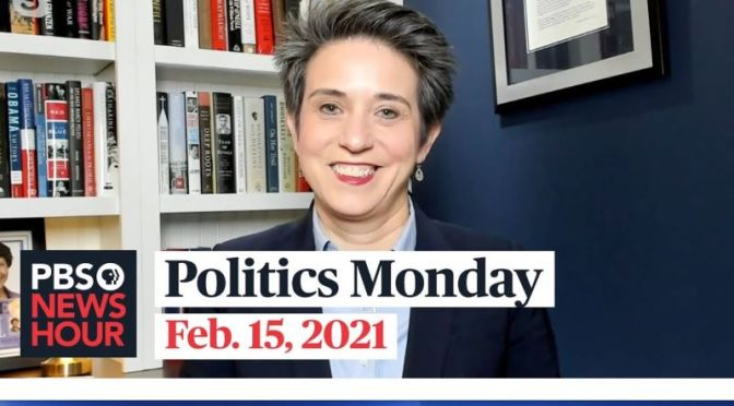 Politics Monday: Tamara Keith And Amy Walter On Trump Trial Fallout