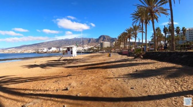 Walks: 'Tenerife – South Beaches', Canary Islands