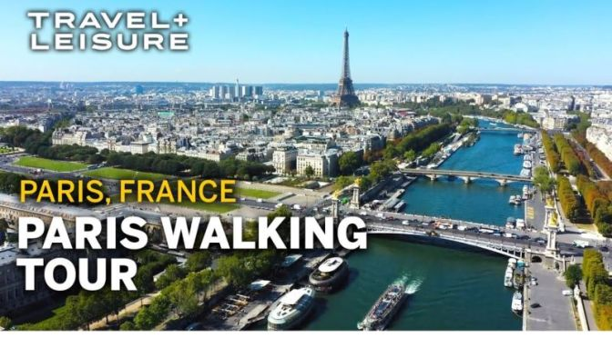 Top Walking Tours: 'Paris – Hidden Gems & Landmarks'
