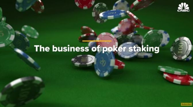 Inside Views: 'The Money Behind Professional Poker Players' (Video)
