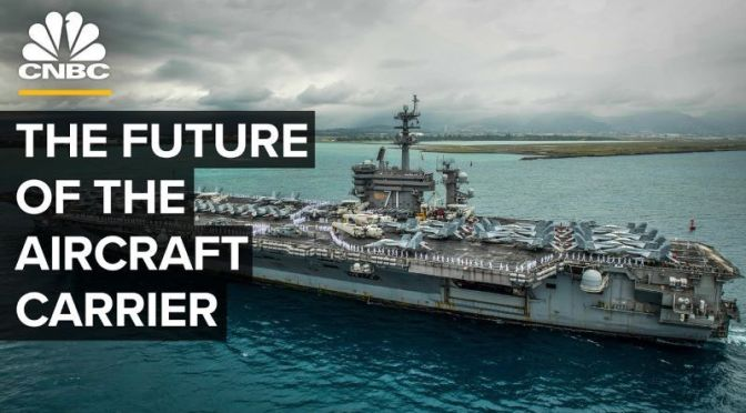 Defense: 'Future Of The Aircraft Carrier' (Video)