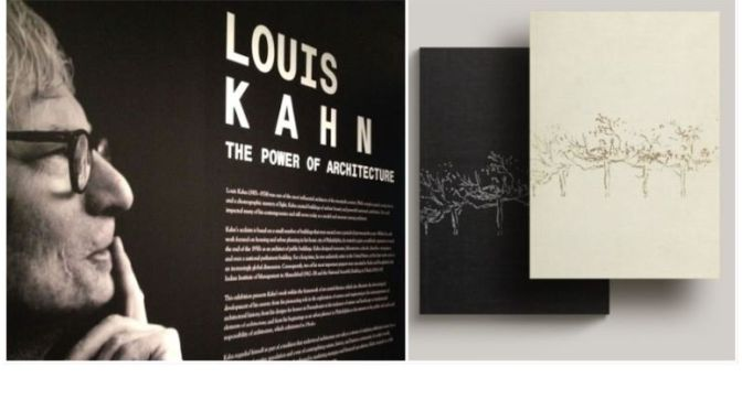 Books: 'The Notebooks And Drawings Of Louis I. Kahn' To Be Republished