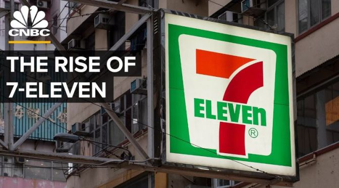 Analysis: Rise Of 7-Eleven Convenience Stores
