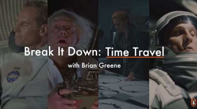 Science & Film: Physicist Brian Greene Reviews 'Time Travel Movies' (Video)