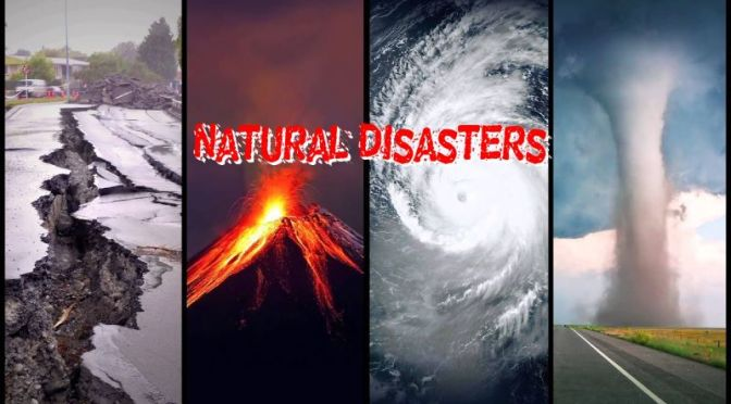 Smithsonian Channel: 'Top Natural Disaster Videos'