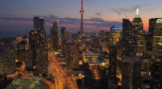 Skylines & Architecture: 'Toronto, Canada' (4K UHD)