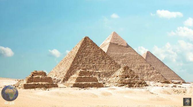 Views: Landmarks Of Ancient Egypt (4K Video)