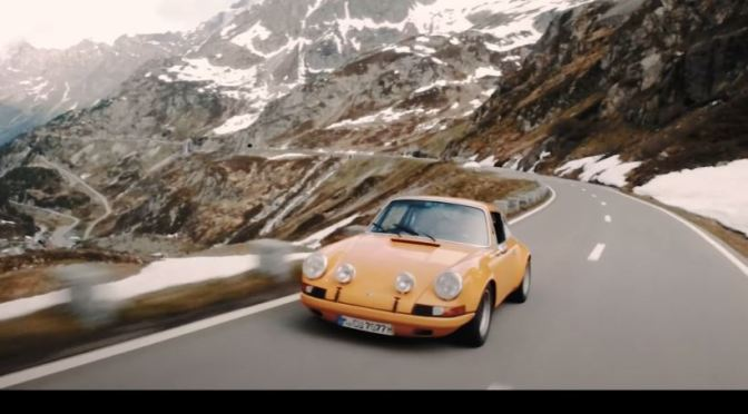 Views: Europe's Greatest Driving Roads (4K Video)