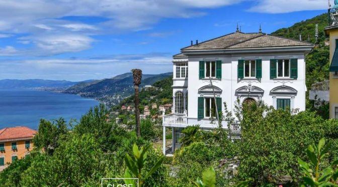 Italian Villas: 'Camogli – Portofino Peninsula'
