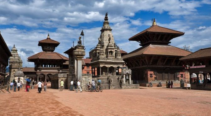 Walks: 'Bhaktapur – City Of Temples' In Nepal (4K)