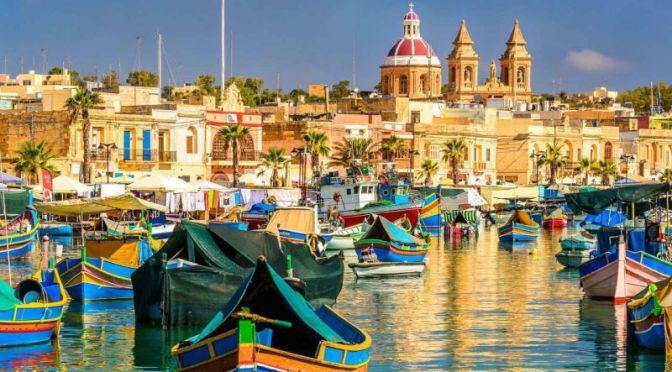 Walking Tours: 'Sliema – Island Of Malta' (4K Video)