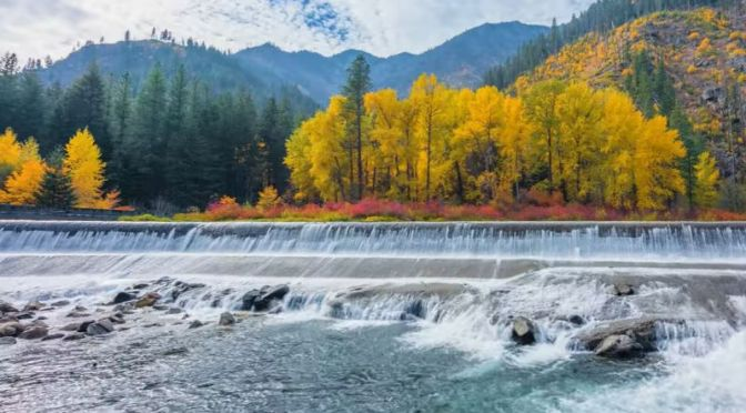 Views: Leavenworth Area & Mount Rainier National Park, Washington (Video)