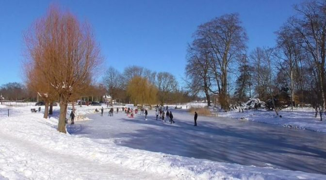 Winter Views: 'Achterhoek – The Netherlands' (Video)