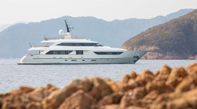 Yacht Tours: 'Phoenix' – A 2012, 123 Ft. Sanlorenzo In Bay Of Hong Kong (Video)