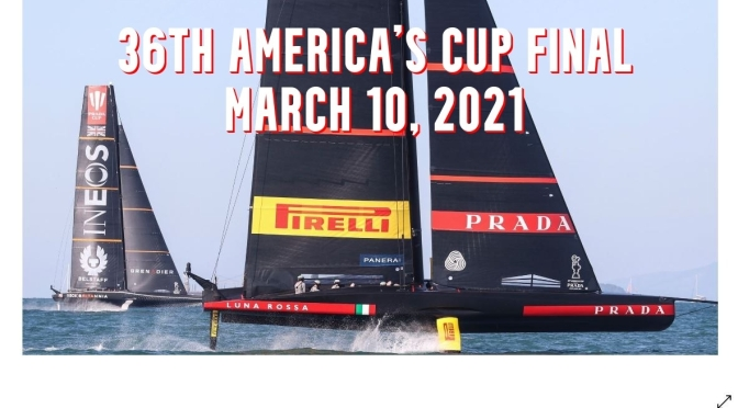 36th America's Cup Final: Emirates New Zealand vs Luna Rossa Prada Pirelli