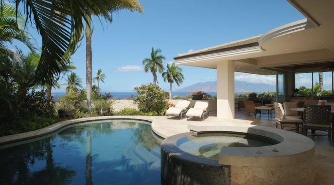 Tropical Views: 'Wailea Golf Estate – Maui' (Video)