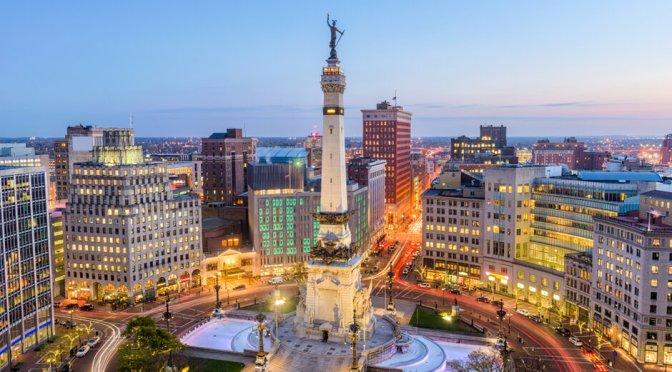 City Views: Indianapolis – Indiana (4K UHD Video)