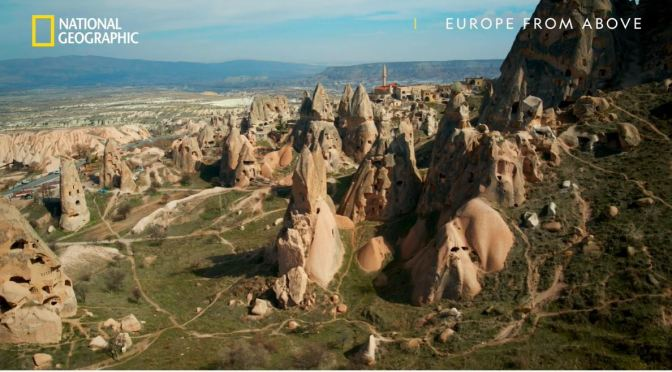 Views: The 'Fairy Chimneys' Of Cappadocia, Turkey'