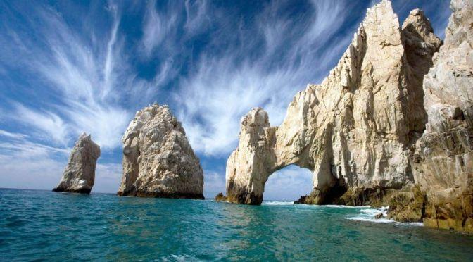 Aerial Views: 'Cabo San Lucas – Mexico' (5K Video)