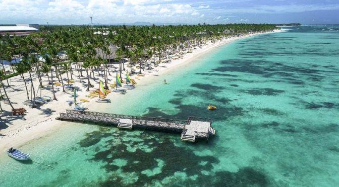Aerial Views: 'Dominican Republic' (8K UHD Video)