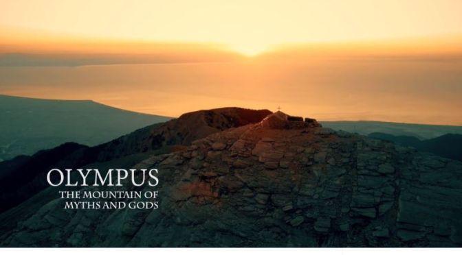 Aerial Views: 'Mount Olympus – Greece' (4K)