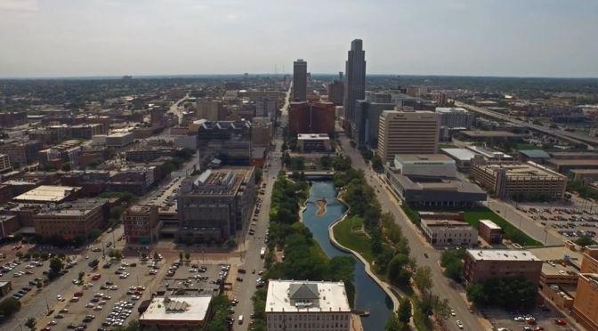 City Views: 'Omaha – Nebraska' (4K Video)