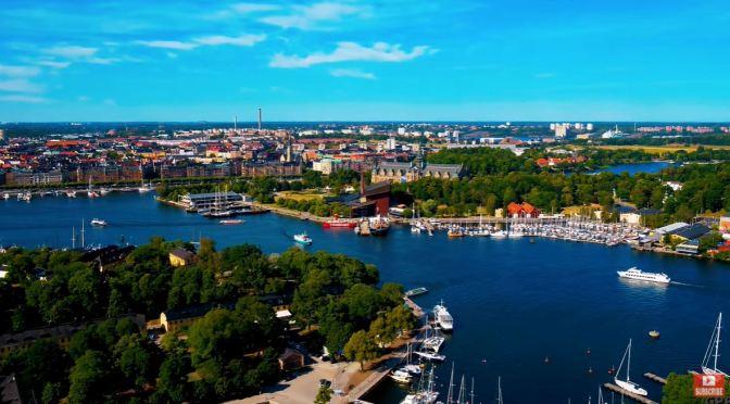 City Views: 'Stockholm – Sweden' (4K UHD Video)
