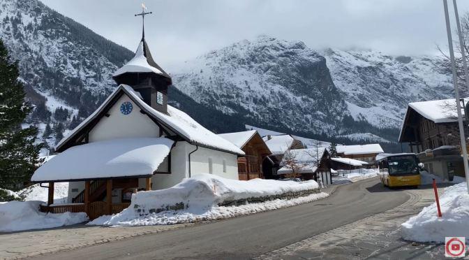 Alpine Village Walks: Guttannen, Switzerland