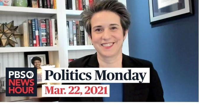 Politics Monday: Amy Walter And ERrin Haines On Covid Stimulus (Video)