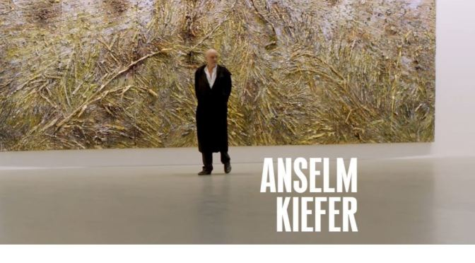 Art Exhibitions: 'Anselm Kiefer – Field Of The Cloth Of Gold' (Gagosian NYC)