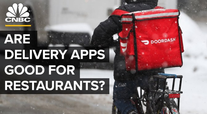 Analysis: Are Delivery Apps Good For Restaurants?