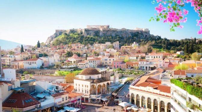 Top Walks: 'Athens – Greece' (4K UHD Video)