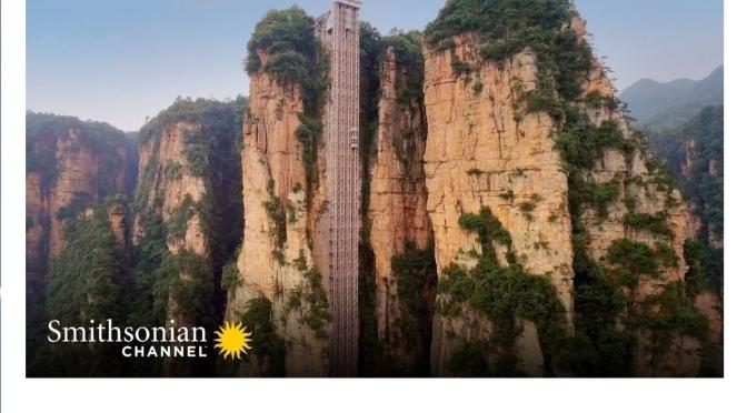 Views: 'Bailong Elevator' – World's Tallest Outdoor Lift, Hunan, China (Video)