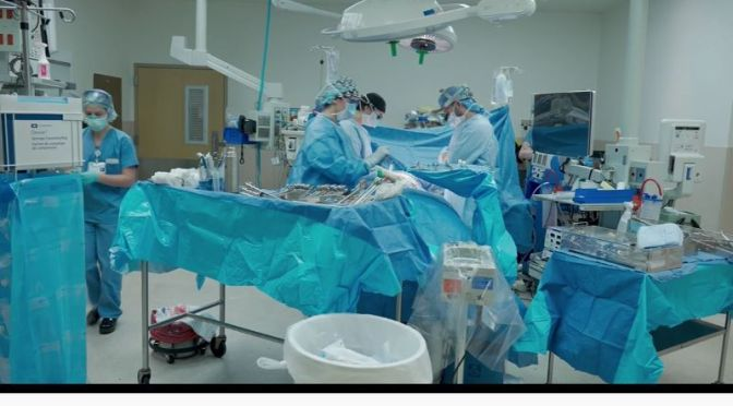 The Oncologists: 'Behind The Scenes Of Pancreatic Cancer Surgery' (Video)