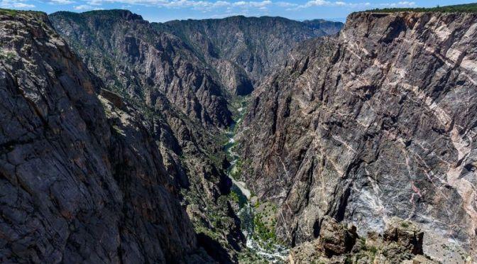 Hikes: 'Black Canyon Of The Gunnison', Colorado