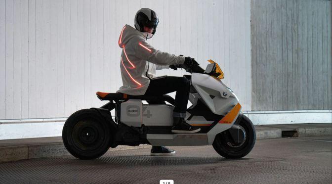 Interview: BMW Motorrad Chief Designer Edgar Heinrich On CE 04 Scooter