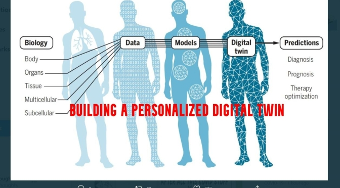 Medical Technology: 'Building Personalized Digital Twin Submodels'