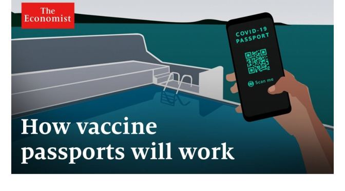 Video Analysis: How Vaccine Passports Can Kick-Start The Economy