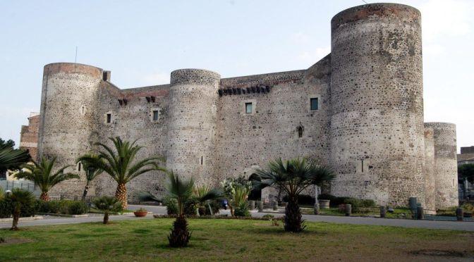 Castle Walks: 'Castello Ursino – Catania, Sicily'