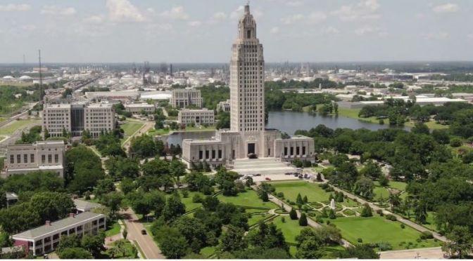 City Views: 'Baton Rouge – Louisianna' (4K Video)