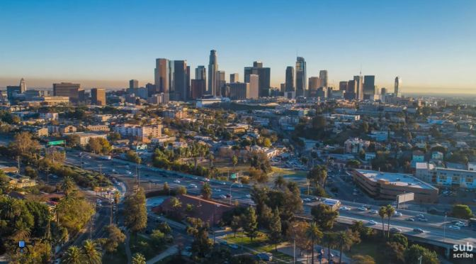 City Views: 'Los Angeles – California' (4K UHD Video)