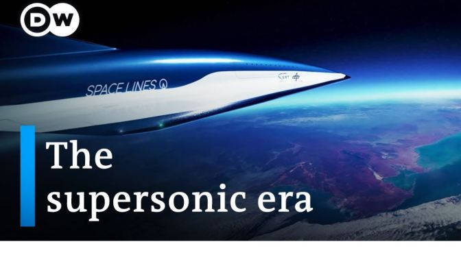 Supersonic: 'Concorde – Fall Of A Legend' (Video)