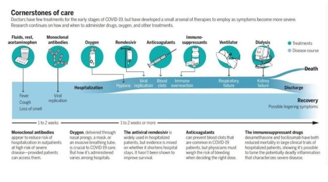 Covid-19: Inside Medicine's Longest Year (2020 – 2021)