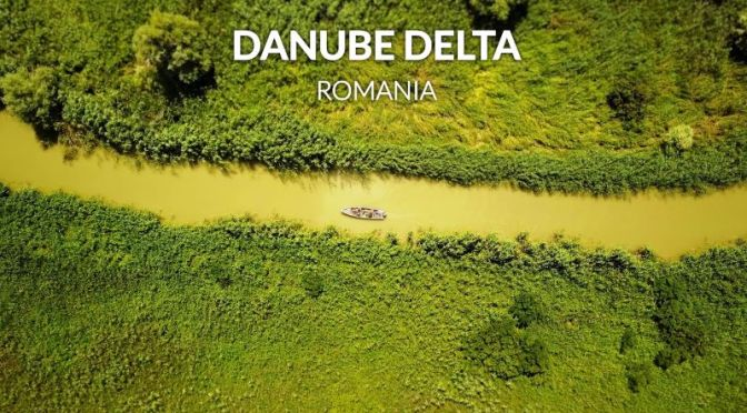 Tilt-Shift Timelapse Views: 'Romania – Danube Delta'